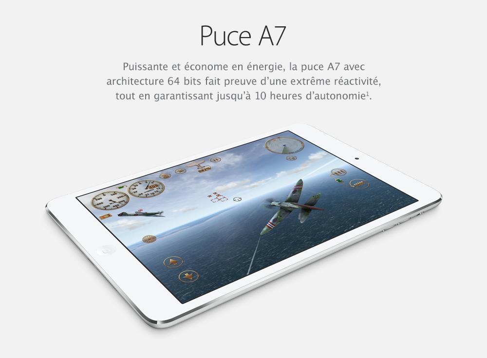 decouvrez l 39 ipad mini avec ecran retina. Black Bedroom Furniture Sets. Home Design Ideas