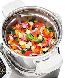Darty panier vapeur cuisine companion - Recette cuiseur vapeur companion ...