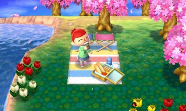 Home Design Image Ideas: Animal Crossing New Leaf Village