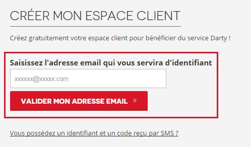 d526786fc734c ... adresse email » Inscription espace client