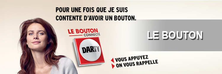 Le bouton Darty