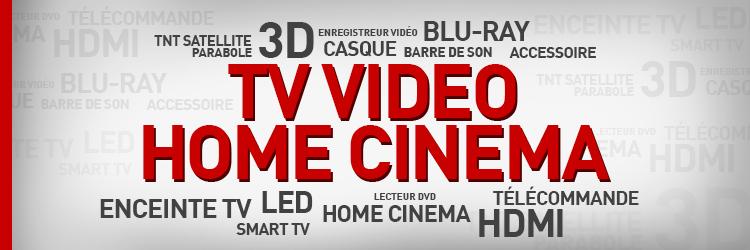 achat services tv video  cinema ampli caisson de basses enceintes barre son