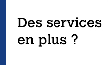Encore plus de services Darty