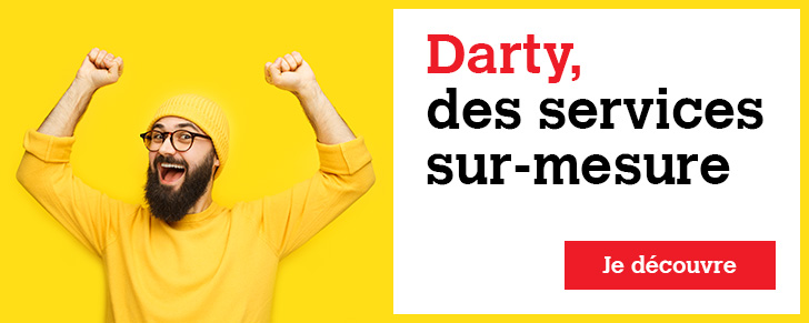 Tous les services Darty