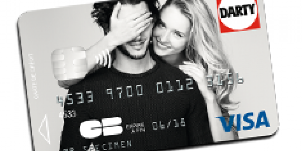 carte crédit connectée darty