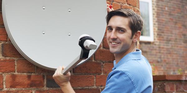 installation et r glage d 39 antenne tv darty services. Black Bedroom Furniture Sets. Home Design Ideas