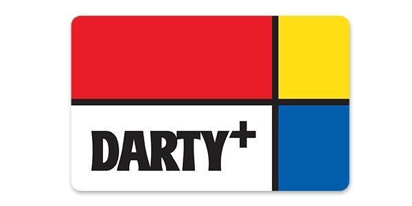 carte darty+