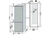 frigo congelateur petite taille frigo congelateur petit taille sur enperdresonlapin. Black Bedroom Furniture Sets. Home Design Ideas
