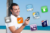 Smartphone : les applications de l'�t� !