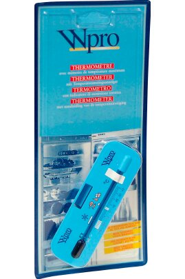 Accessoire pour refrigerateur / congelateur WPRO THERMOMETRE 5.99 €