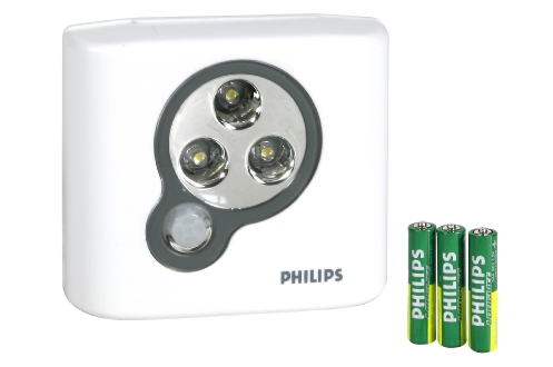 Lampe LED PHILIPS SPOT ON BLANC 7.00 €