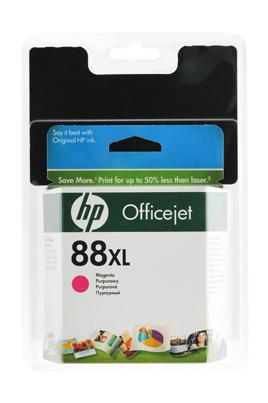 Cartouche d'encre Officejet 88XL - magenta - 1200 pages (C9392AE)