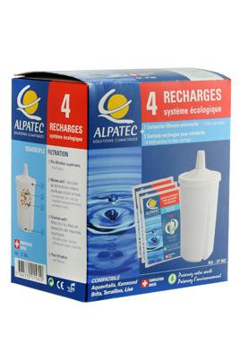 Cartouche filtre à eau ALPATEC CARTOUCHE FILTRANTE 17.90 €