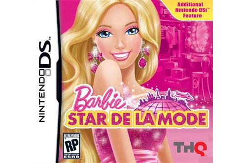 Barbie : Star de la Mode DS