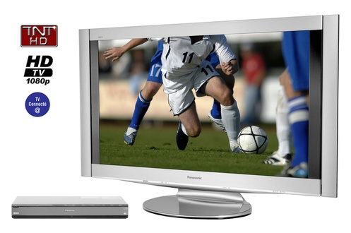Televiseur plasma PANASONIC TX-P46Z11E 3490.00 €