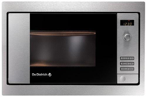 Micro ondes encastrable DE DIETRICH DME 721 X INOX 499.00 €
