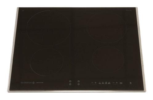 Table induction DE DIETRICH DTI 703 X INOX 499.00 €