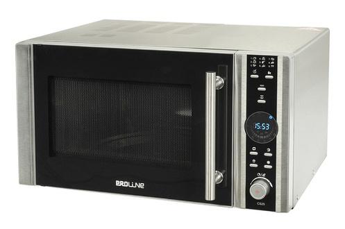 Micro ondes combine PROLINE CS25 INOX 139.00 €