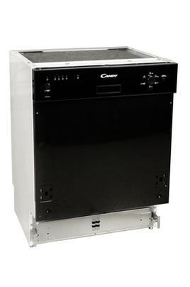 Lave vaisselle encastrable CANDY CEDS 20 N NOIR 329.00 €