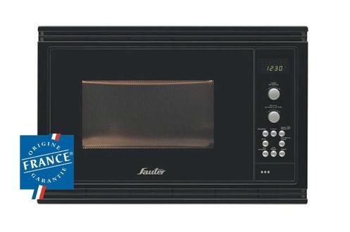 Micro ondes encastrable SAUTER SME 920 B NOIR 349.00 €