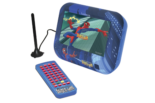 Mini televiseur LCD SPIDERMAN DMP TV1 SPFR 89.00 €