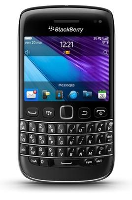 Mobile nu BLACKBERRY BOLD 9790 NOIR